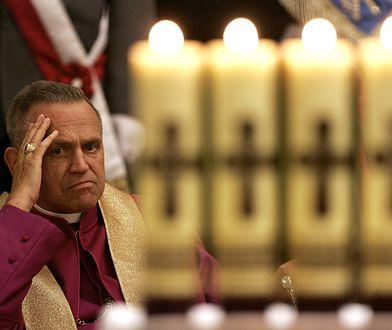 Ksiądz prałat Henryk Jankowski. Duchowny został po śmierci oskarżony o pedofilię