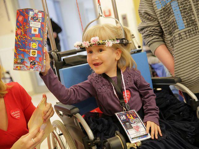 7-letnia Jagienka miała trafić do hospicjum. Lekarze uratowali jej życie