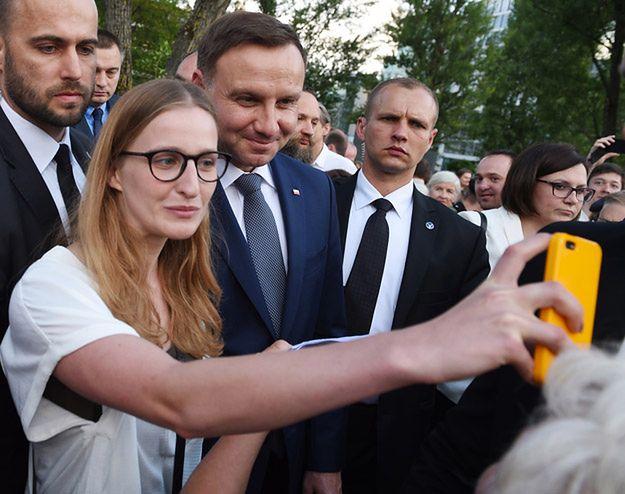 Wałęsa, Kwaśniewski, Tusk wśród gości zaprzysiężenia Andrzeja Dudy
