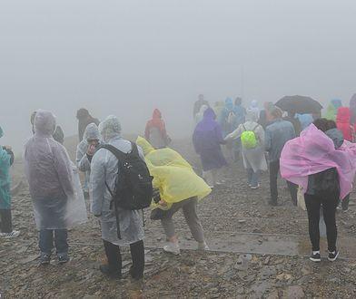 Ostrzeżenie w Tatrach. W weekend w górach będą burze
