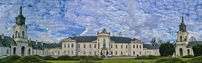 1. Pałac Potockich, Radzyn Podlaski
