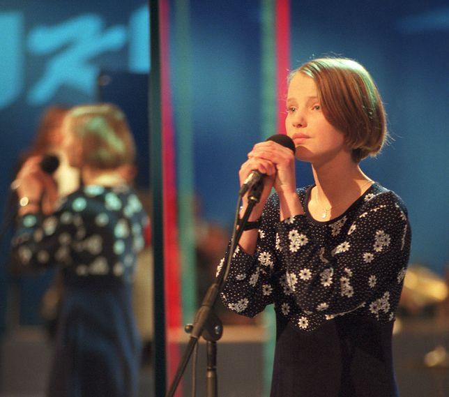 """Joanna Kulig podbiła serca widzów już w 1998 roku. Śpiewała w finale """"Szansy na sukces"""""""