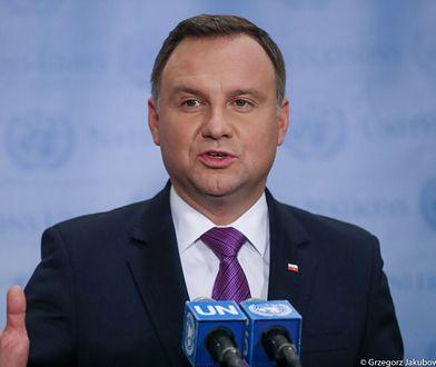 Świat patrzy na Ukrainę i Rosję, prezydent Duda ogląda Eurowizję dzieci. Kiepski timing