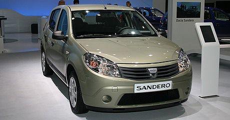 Nowe auto za 7500 euro - Dacia Sandero