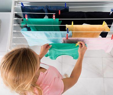 Suszarka na pranie to przydatne akcesorium w każdym domu