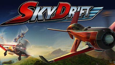 Beczki, rakiety i dopalacze - Skydrift