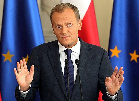 Tajemnicza grupa zmienia ustawy wbrew Tuskowi