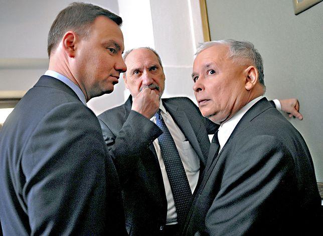 """""""Ja rządu z Macierewiczem nie powołam"""". Prezydent postawił prezesowi PiS ultimatum"""