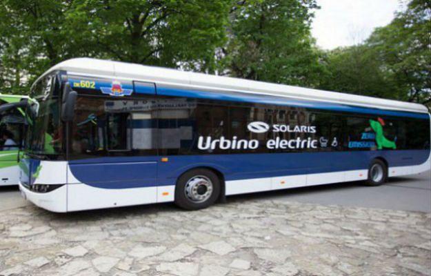 Ekologiczne autobusy za 167,4 mln zł