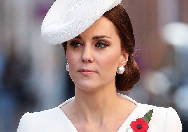 Księżna Kate urodziła syna