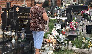Skromny pogrzeb Blanki odbył się w środę