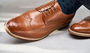Jakie buty męskie wybrać do pracy w biurze?