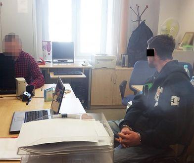 Uciekł z więzienia ponieważ inni skazani dostawali płatną pracę, a on nie