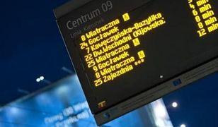 O utrudnieniach w komunikacji na elektronicznych tablicach