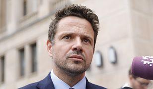 Trzaskowski zapewnia, że miasto jest przygotowane na przejście fali wezbraniowej na Wiśle