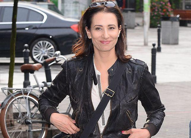 Aleksandra Popławska to siostra innej popularnej aktorki, Magdaleny Popławskiej