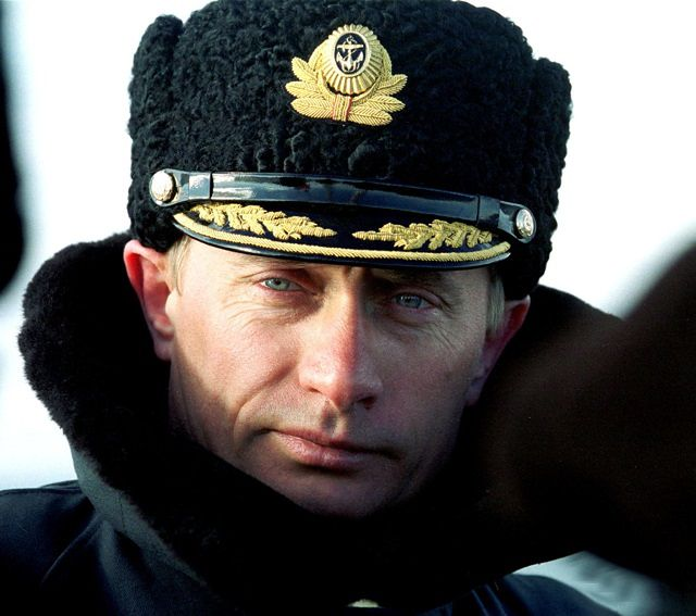 Mroczna przeszłość Władimira Putina