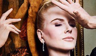 "Nicole Kidman na okładce ""Town & Country"""