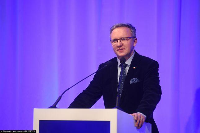 Minister Krzysztof Szczerski miał dostać zgodę na odejście z Pałacu Prezydenckiego