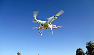Polska policja kupuje drony chińskiej produkcji. USA alarmuje: ten sprzęt służy do szpiegowania