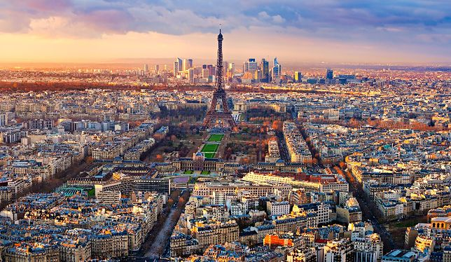 Miejsce 8. Paryż, Francja