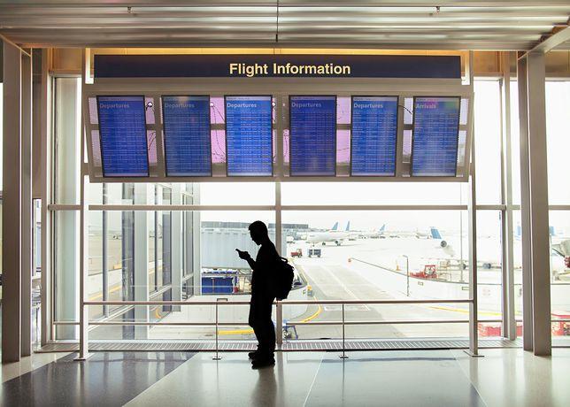 Lotnisko w Chicago - zdjęcie ilustracyjne