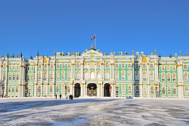 Ermitaż - by go poznać trzeba lat