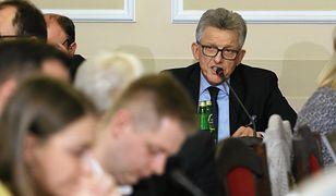 Stanisław Piotrowicz robi wszystko, by przeforsować zmiany jeszcze na tym posiedzeniu Sejmu
