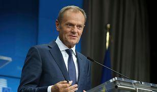 Donald Tusk cieszy się największym zaufaniem Polaków