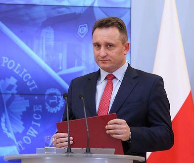 Gen. Tomasz Miłkowski pracował w minionym tygodniu dłużej, niż dwa dni - zapewnia SOP