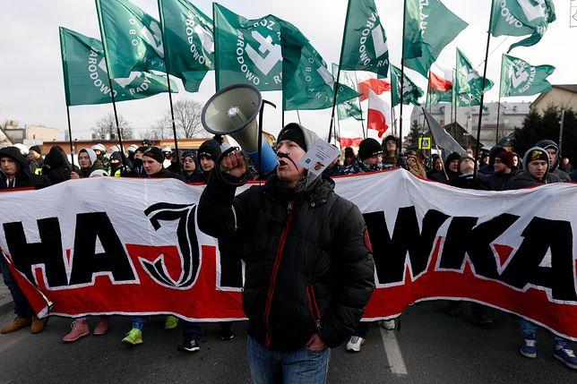 Marsz Pamięci Żołnierzy Wyklętych w Hajnówce