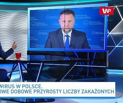 Koronawirus w Polsce. Poseł PO przytacza żart z internetu