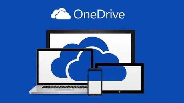 Microsoft zmniejsza pojemność OneDrive