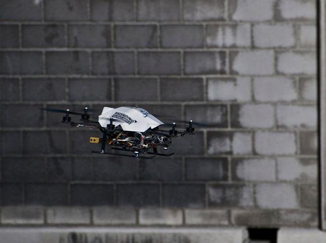Drony staną się postrachem quadów?