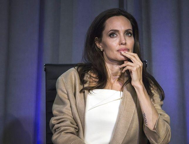 """Angelina Jolie walczy o opiekę nad dziećmi. """"Małżeństwo z Bradem było piekłem"""""""