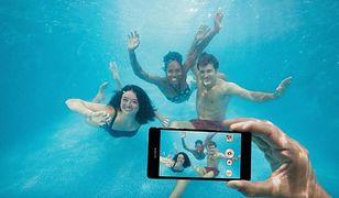 Sony Xperia Z5: robienie podwodnych zdjęć = utrata gwarancji
