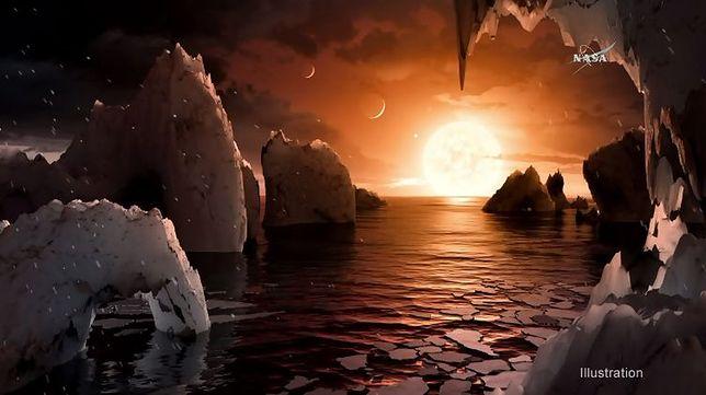 NASA odkryła 7 planet podobnych do Ziemi. 3 rzeczy, które trzeba wiedzieć po konferencji