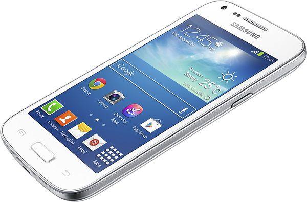 10. Samsung Galaxy Core (7 proc. sprzedanych telefonów)