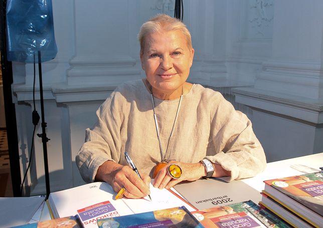 Elżbieta Dzikowska: życie bez pasji jest jak potrawa bez soli