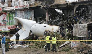 Katastrofa samolotu transportowego w Kenii