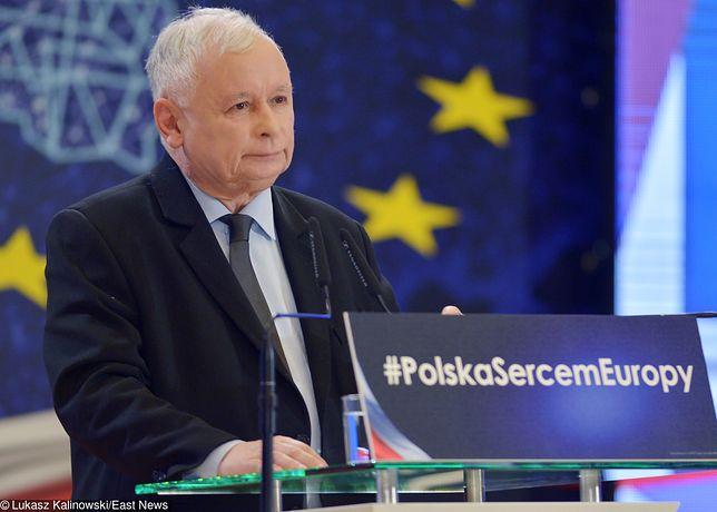 Jarosław Kaczyński włącza się w kampanię przedwyborczą PiS
