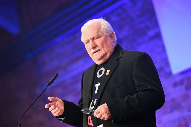 Lech Wałęsa zapowiada pozwy do kilkunastu osób