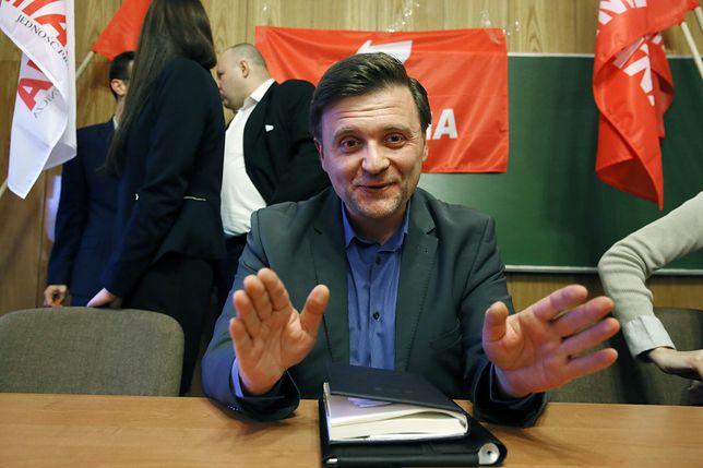 Mateusz Piskorski jest w areszcie od ponad 2,5 roku