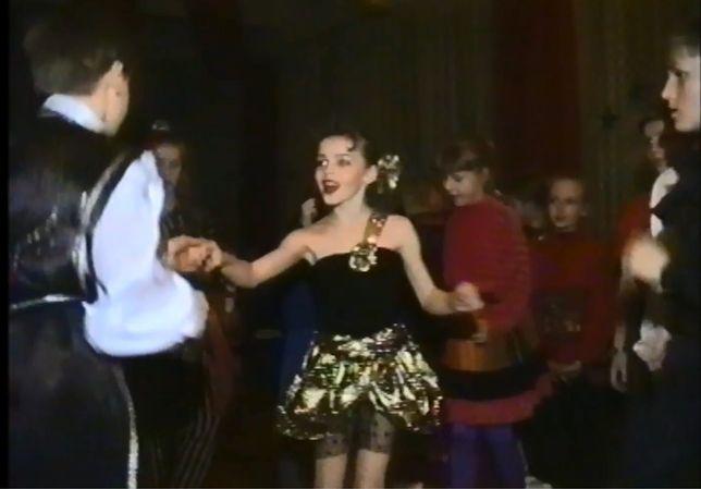 Kochali taniec od małego
