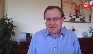 Prof. Antoni Dudek o katastrofie w Smoleńsku: skala nieporównywalna z czymkolwiek