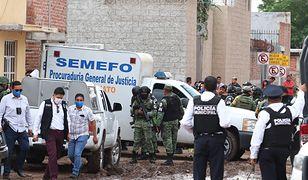 Meksyk. W wyniku ataku z bronią na ośrodek leczenia uzależnień zginęły 24 osoby