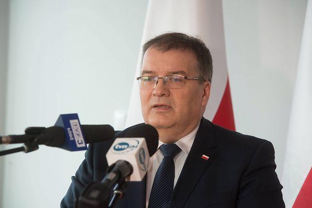Andrzej Dera uważa, że niektórzy sędziowie naruszyli prawo