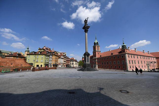 Zamek Królewski. Król Zygmunt III Waza przenosi stolicę z Krakowa do Warszawy