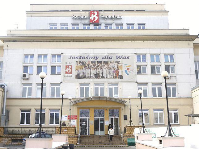 Warszawa. Oddział prof. Dębskiej niektóre zabiegi wykonywał jako jedyny w Polsce