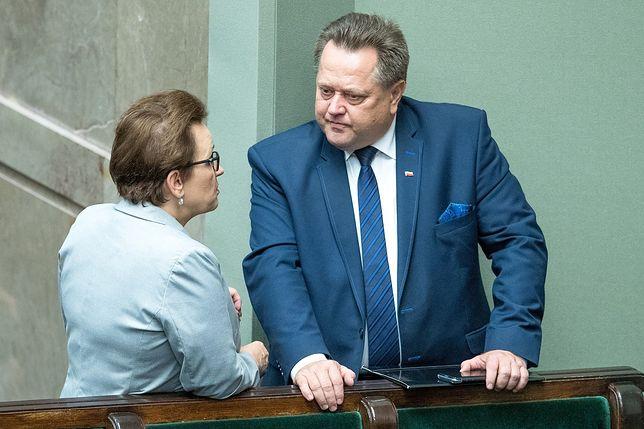 Jarosław Zieliński może zastąpić Annę Zalewską na stanowisku szefa MEN